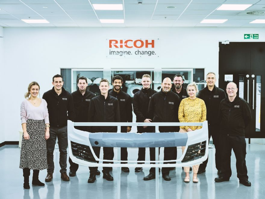 Ricoh 3D to offer customers a 'virtual tour'