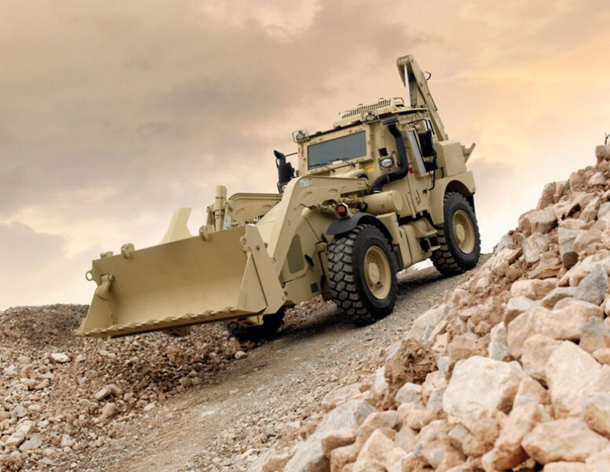 US plant gears up as JCB wins military deal