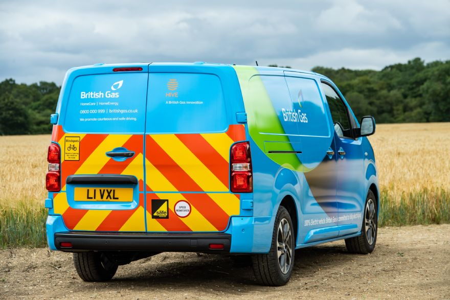 British Gas makes largest UK commercial EV order