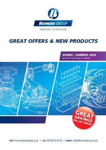 Special offers from Bowers Group extended