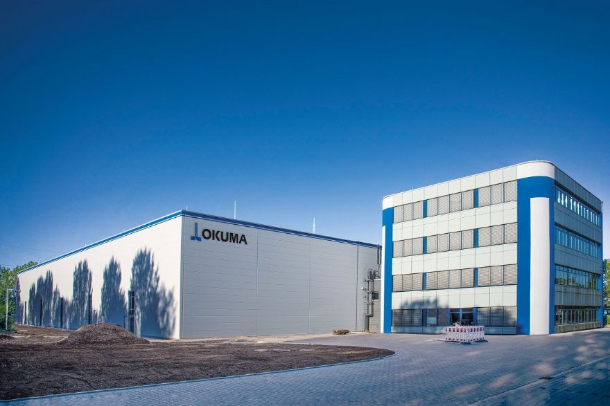 Okuma open new Engineering Centre in Germany