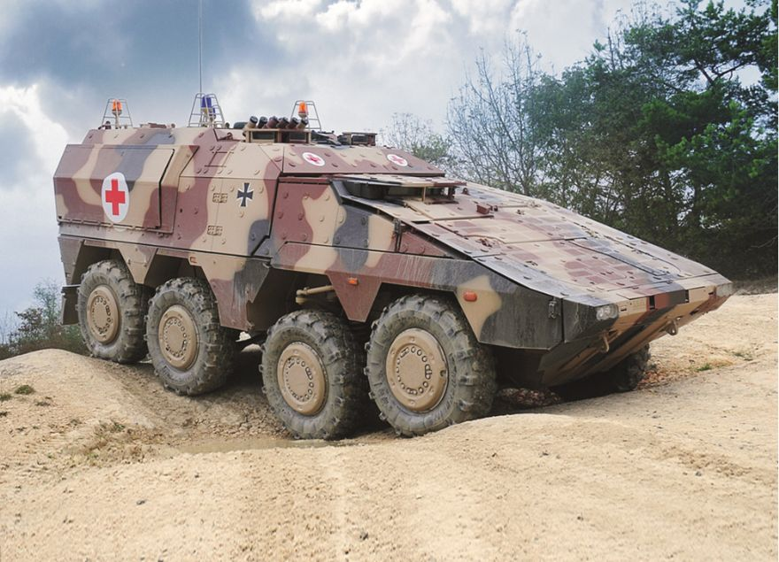 WFEL awarded first contract in Boxer MIV Programme