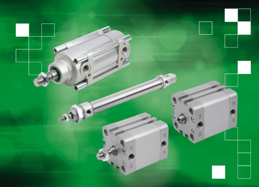 Norelem launches new range of pneumatic cylinders