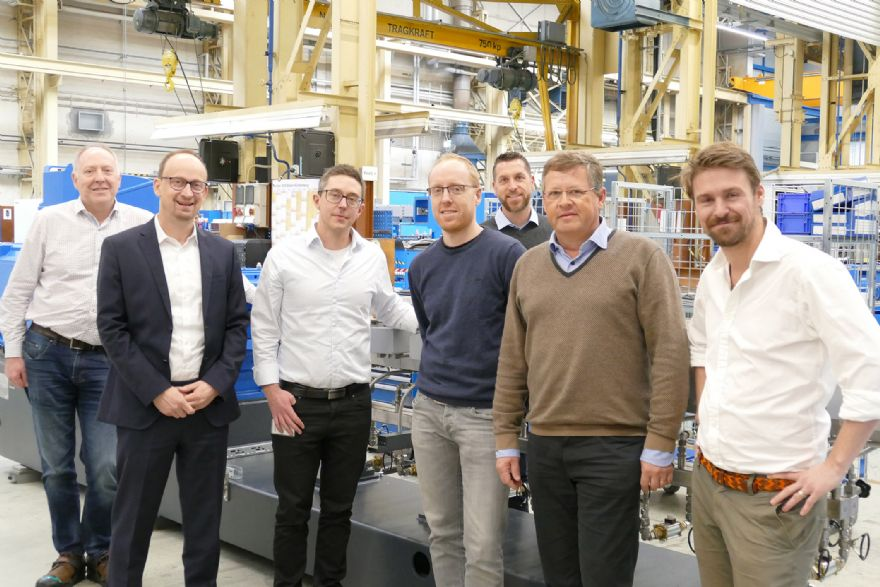 RenCom invests in twin screw extrusion system