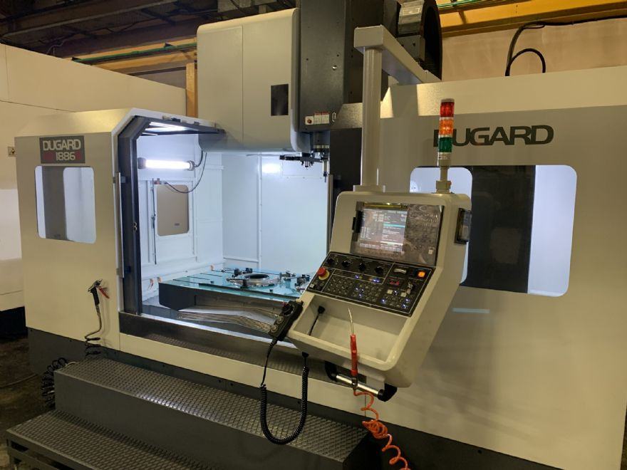 Engineering firm invests in new machining centre