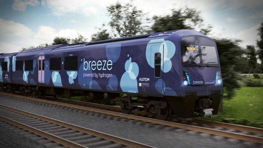 It's a Breeze for Eversholt Rail and Alstom