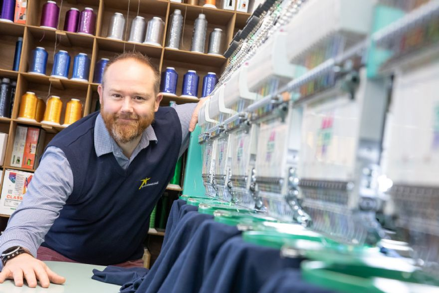 Telford workwear firm bounces back post-Covid-19