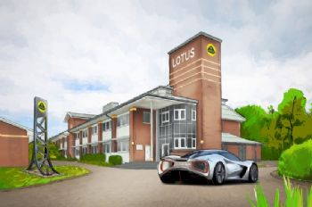 Lotus Cars to open new advanced technology centre