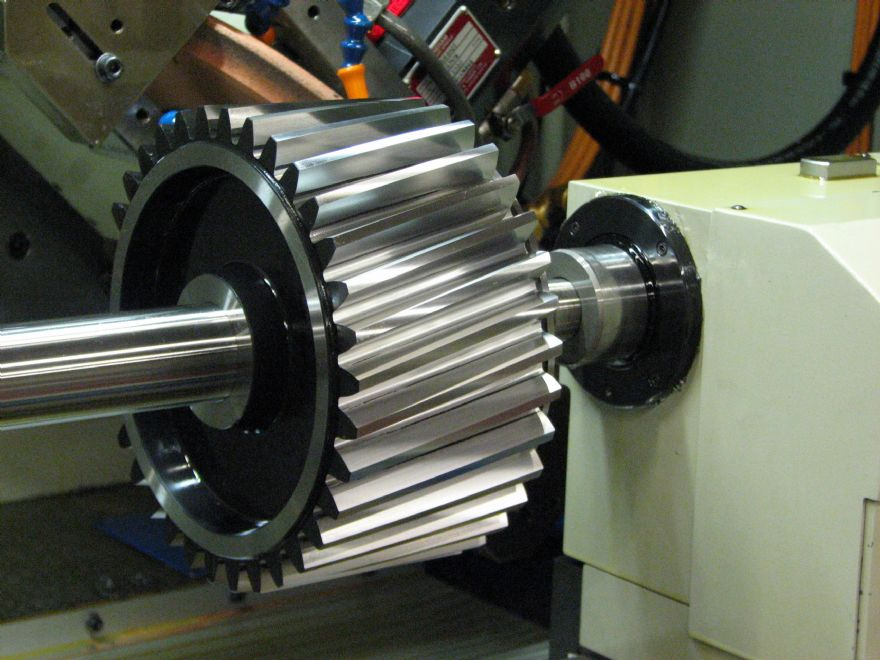 New gear grinding centre offers greater efficiency