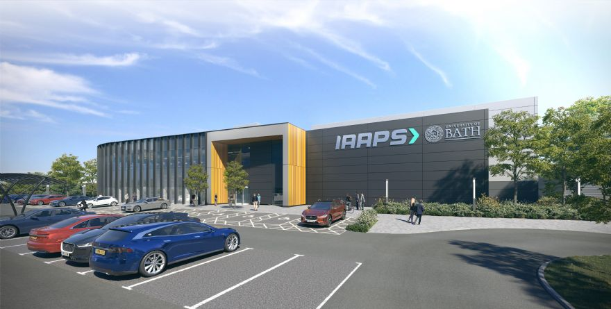 New £70 million automotive powertrain R&D centre