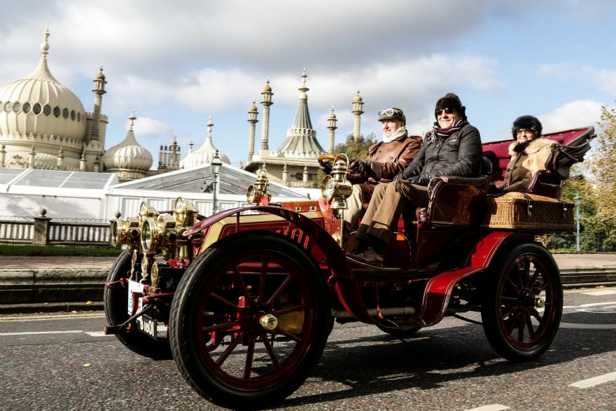 London to Brighton Veteran Car Run to go ahead