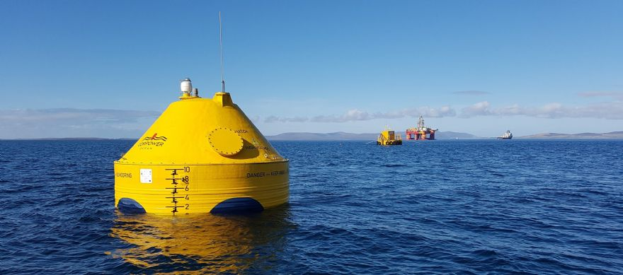 Equity funding for breakthrough wave energy tech