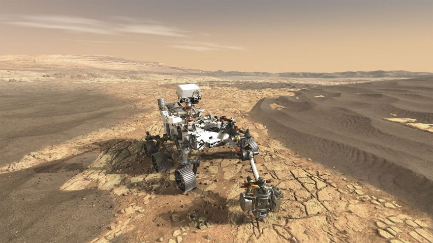 Mission to discover if life ever existed on Mars