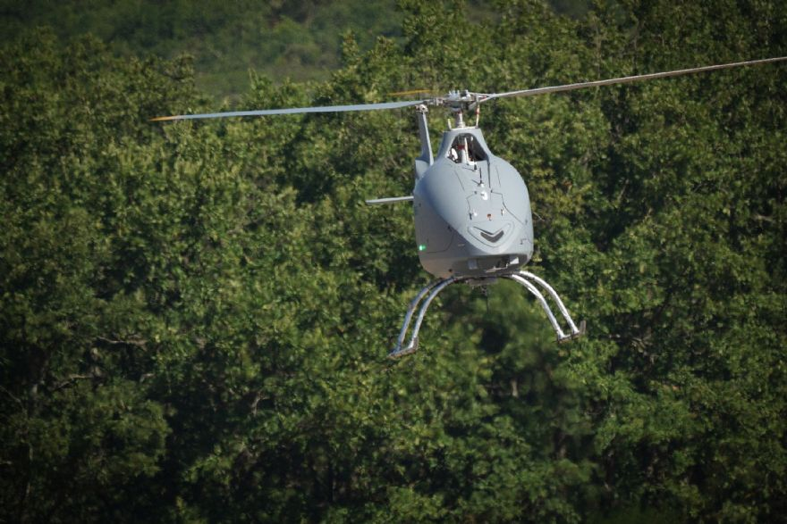 VSR700 performs first autonomous free flight