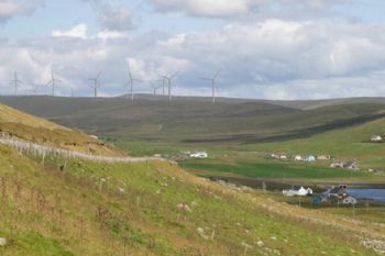Scottish contractor to build Viking wind farm
