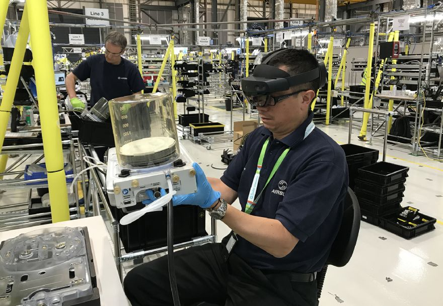AMRC in landmark augmented reality deal with PTC