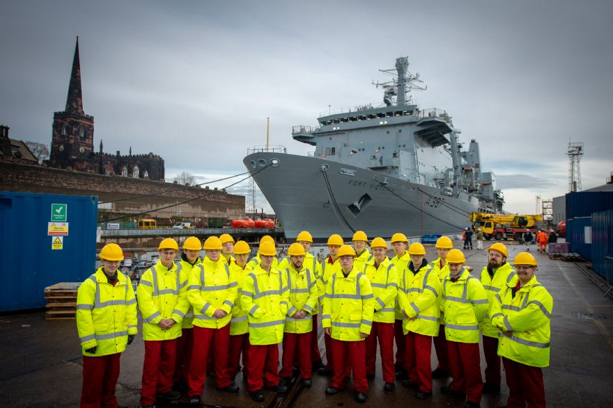 Cammell Laird recruits 25 new apprentices