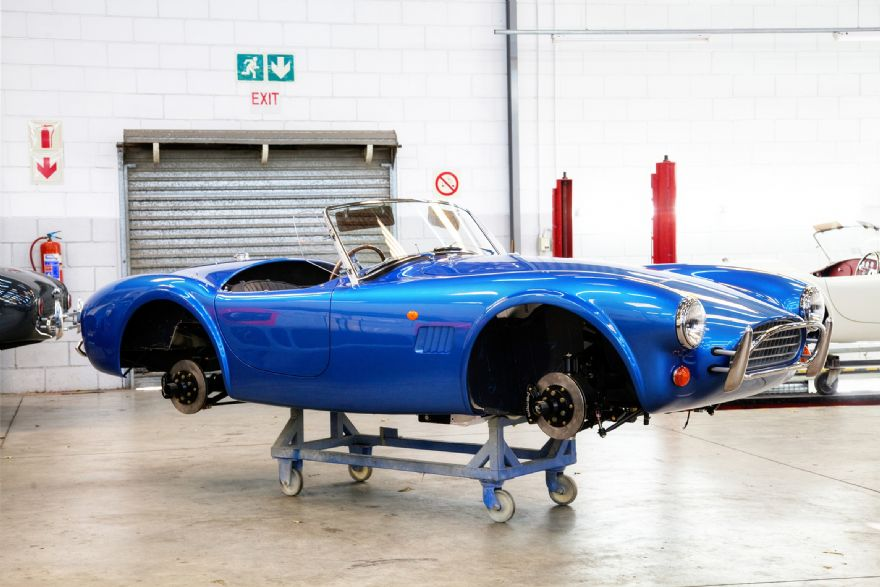 AC Cobras to grace the UK's roads once more
