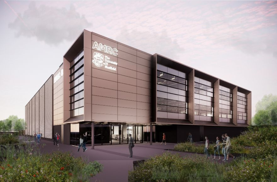 Contractor appointed to build AMRC North West