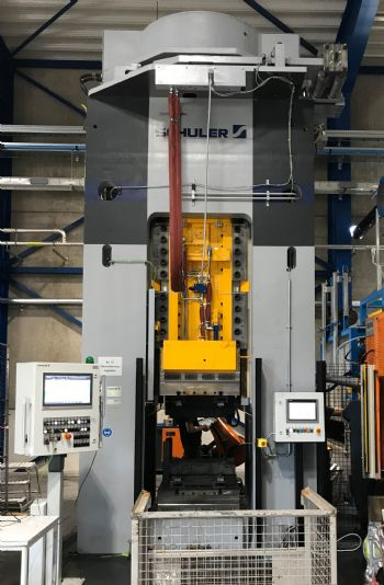 Black Forest firm invests in Servo screw press