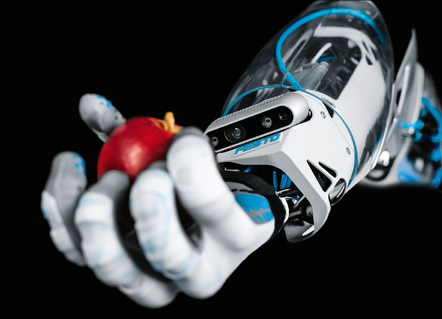 Festo gives safe automation a 'helping hand'