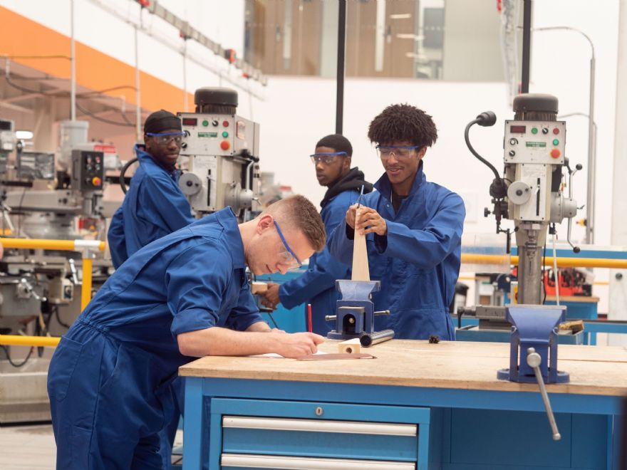 Make UK sees surge in apprenticeship enquiries