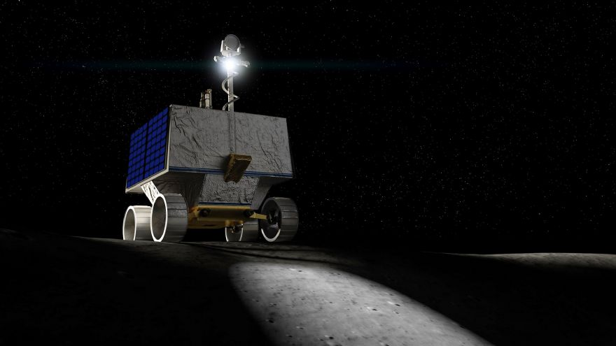 VIPER set to revolutionise lunar exploration