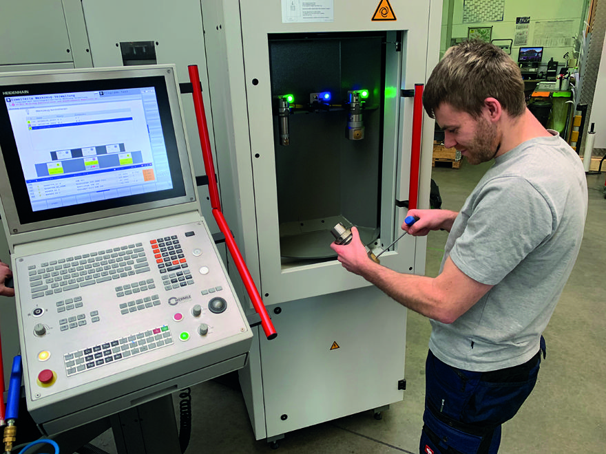 BIG Kaiser optimises automotive machining