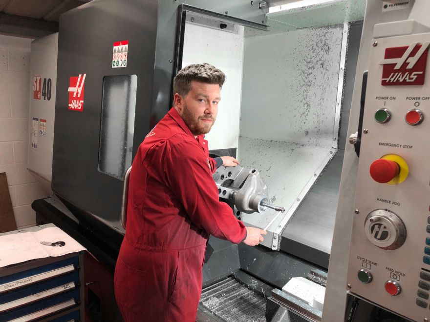 Denis Welch Motorsport invests in Haas for success