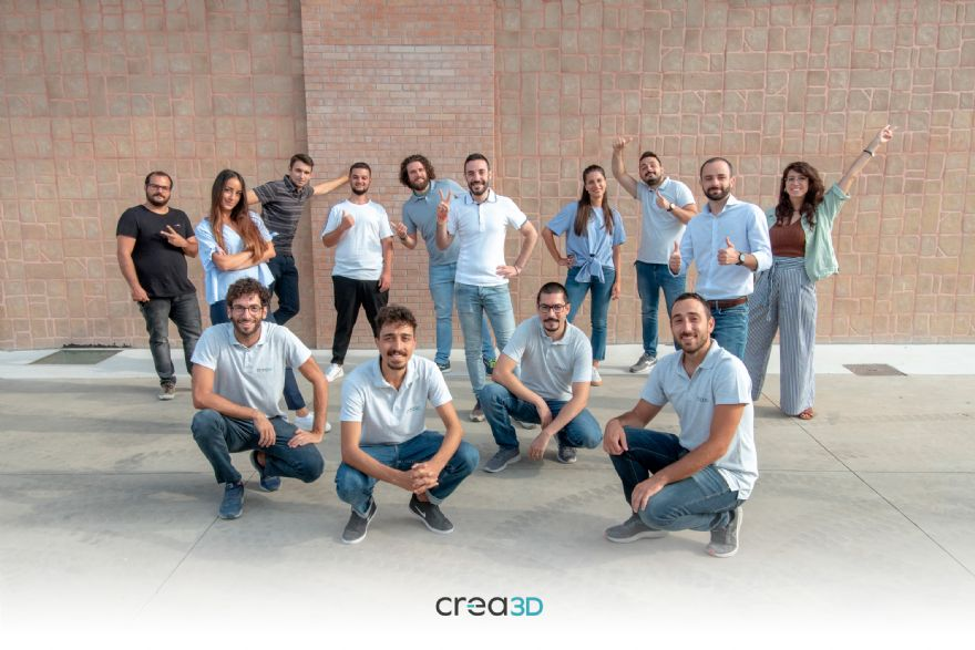 BCN3D announces CREA3D as new Italian distributor