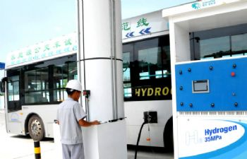 Siemens Energy launches 'green' hydrogen project
