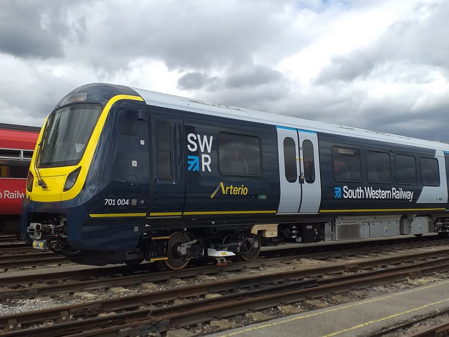 SWR announces the name of its new train fleet