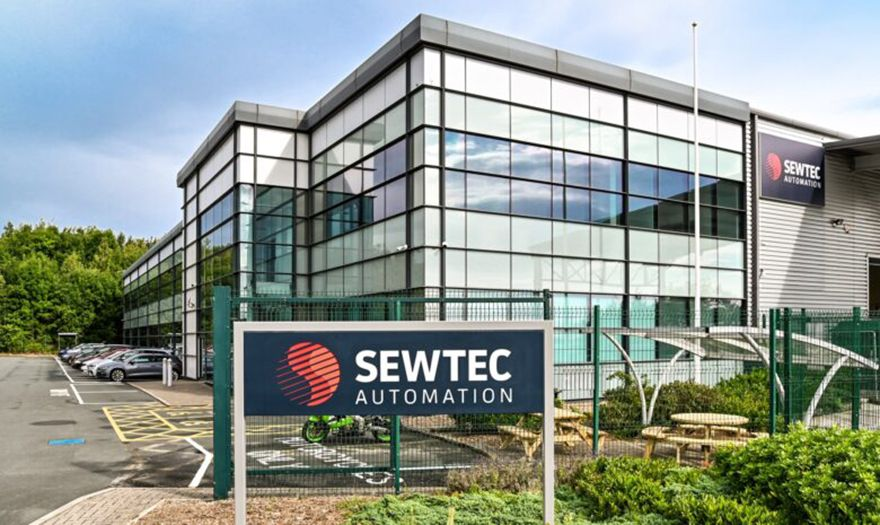 Sewtec completes move to manufacturing facility