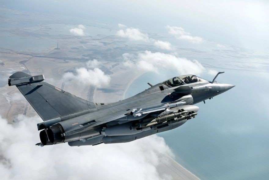 Greece to acquire 18 Rafale fighter jets