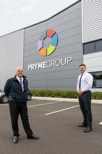 Senior appointments unveiled at Pryme Group