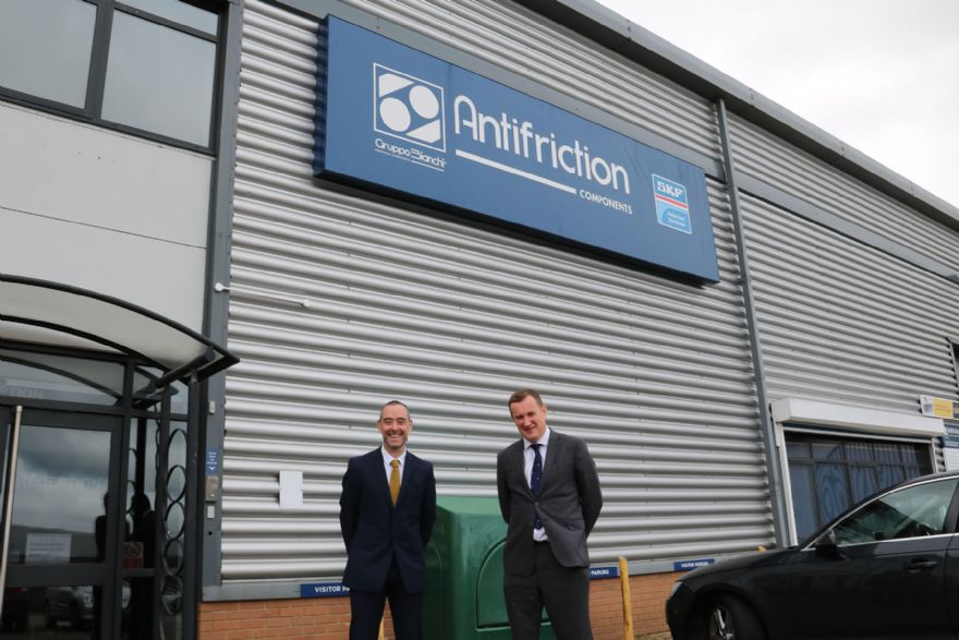 UK-wide critical moving parts distributor created