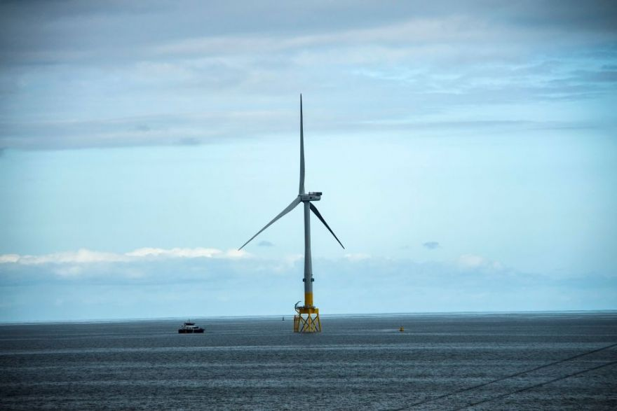 Funding for sustainable offshore wind development
