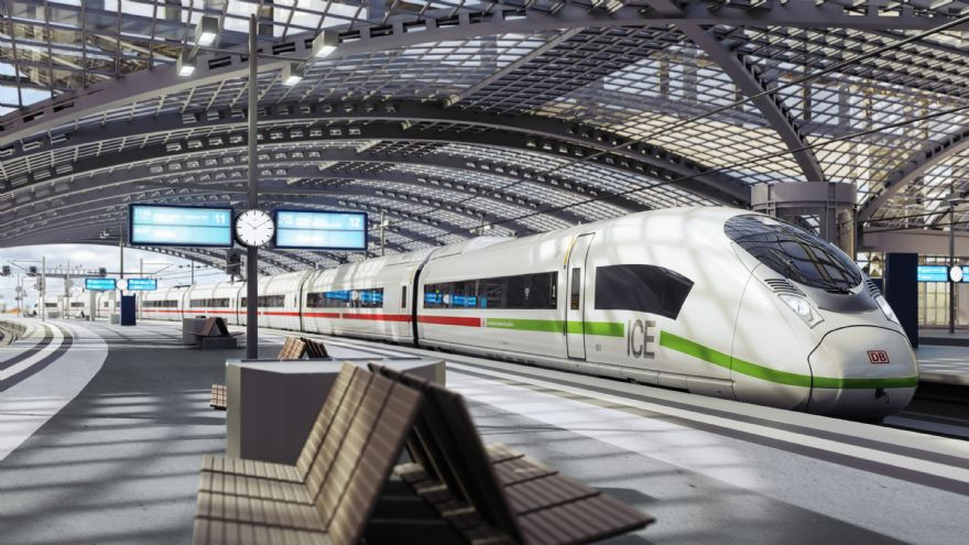 Knorr-Bremse to equip 30 high-speed ICE trains