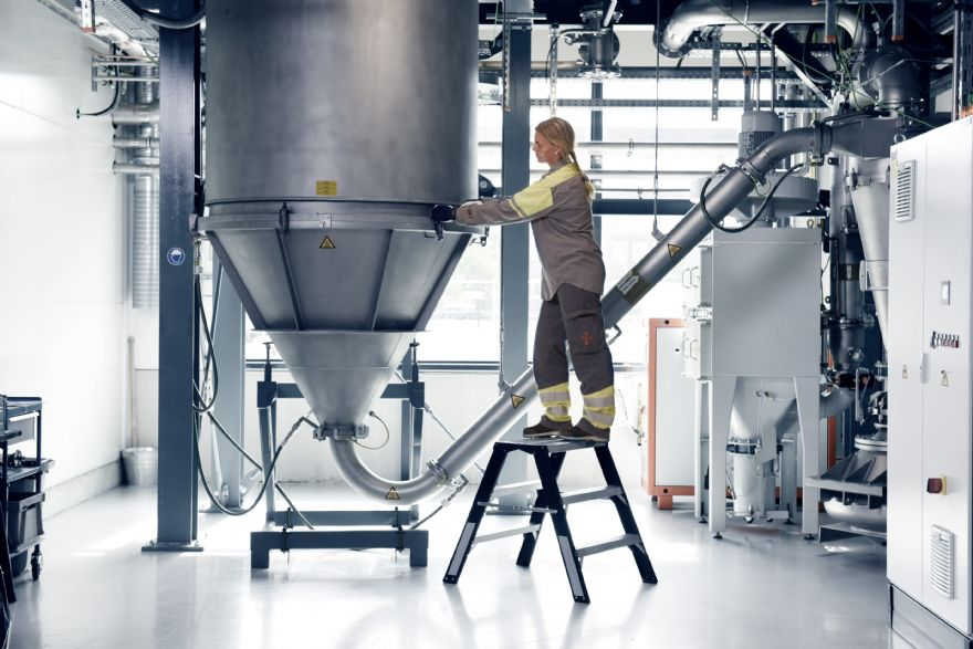 Powder plant achieves ISO 13485:2016 certification