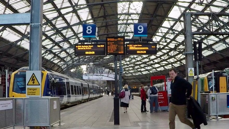 Manchester gets 21st century signalling upgrade