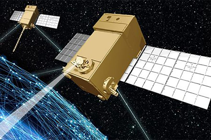 Lockheed Martin to build satellite mesh network