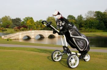 US drives success for golf trolley manufacturer