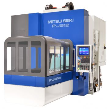 Mitsui Seiki introduces new series of VMCs