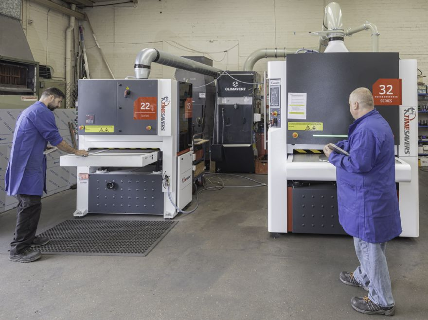 JC Engineering Products upgrades machines