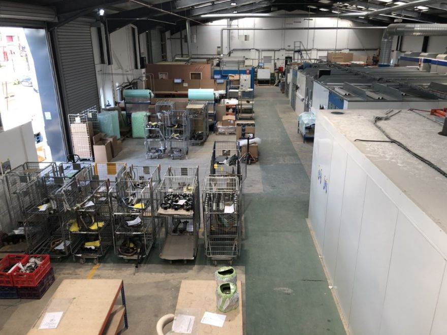 Zircotec investment increases capacity ten-fold