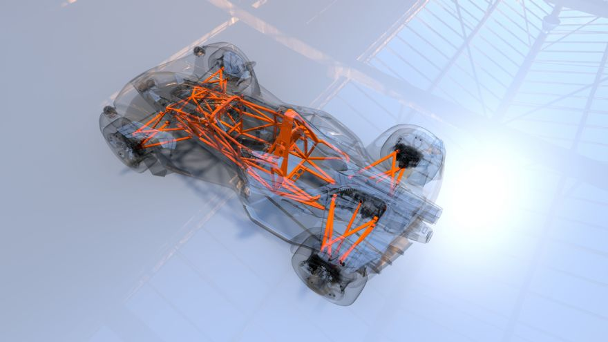 Funding awarded to implement 'niobium' in BAC Mono