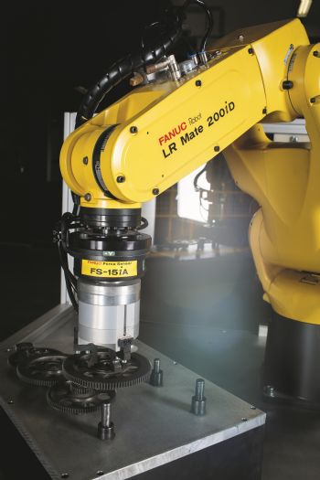 Fanuc strengthens compact industrial robot line-up