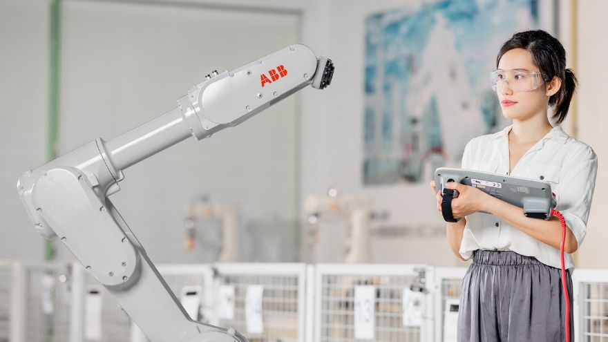ABB expands small robot range with IRB 1300