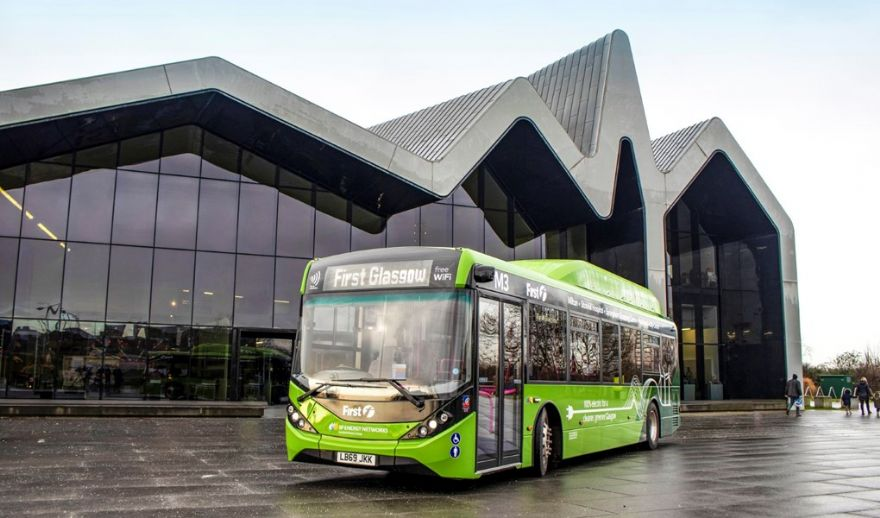 £7.4m for 'green' buses to be built in Scotland