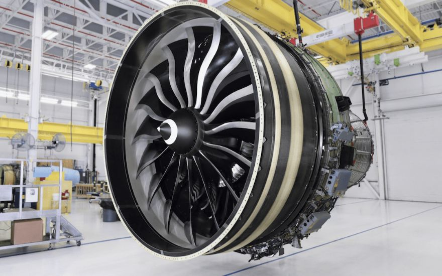 GE9X engine for Boeing 777X gets FAA certification